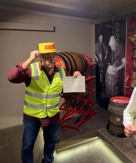 Terry's Beer Shares Adventure! 🍻