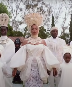 Beyoncé Has Got A New 'Visual Album' Coming SOON & The Trailer Is Jaw-Dropping.