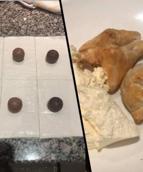 PSA: WRAP LINDT BALLS IN PUFF PASTRY AND AIR FRY THEM PLEASE