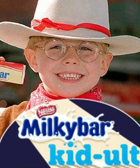 The Hunt Is On For Australia's First Milkybar Kid-ult And It Sounds Like The Best Job Ever