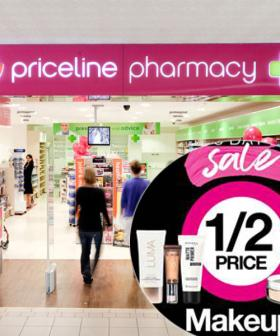 Priceline Is Doing Up To 1/2 Price Make Up Till Thursday!