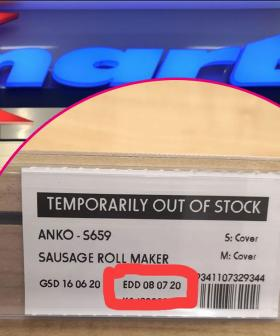 Kmart Worker Reveals Hack To Read Secret Code On Out-Of-Stock Shelf Labels