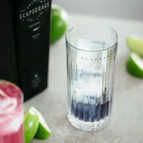 Calling All Emos - Black Colour Changing Gin Exists!