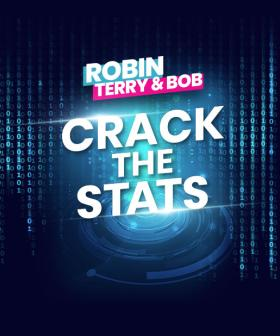 Robin, Terry and Bob's Crack The Stats