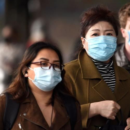 """""""Aussies Should 'Absolutely' Consider Masks"""": Deputy Chief Medical Officer Michael Kidd"""