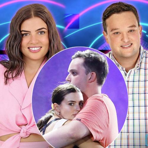 Apparently Hannah And Kieran Had A Secret Pash On Big Brother That Didn't Make It On TV!