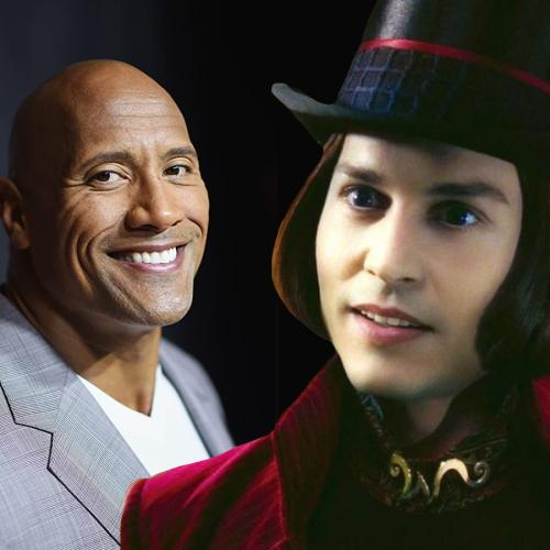 Tim Burton Had 'The Rock' In Mind For 2005 Willy Wonka Adaptation