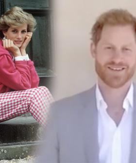 Prince Harry Pays Tribute To Princess Diana In Surprise Video Message At Virtual Diana Awards