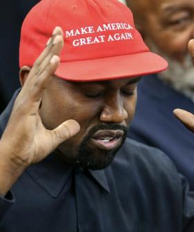 Kanye West Confirms He's Running For Presidency As He Withdraws Support For Trump