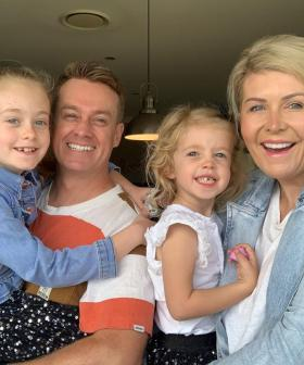 """""""We're So Excited!"""": Grant Denyer And Wife Chezzi Are Expecting Their Third Child!"""