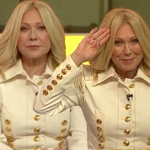 """""""It Is What It Is"""": Kerri-Anne Kennerley Tearfully Addresses Her Sacking Live On 'Studio 10'"""
