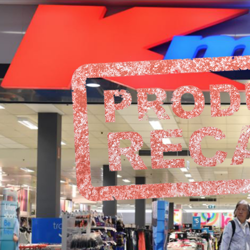 Popular Kids Kmart Clothing Recalled Over Choking Fears