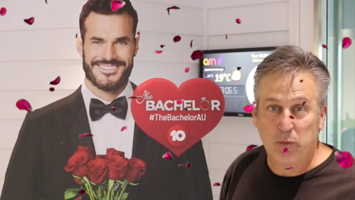 Terry's Prep For Interview With 2020 Bachelor Locky! 🌹