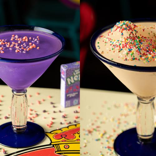 El Camino Cantina Is Holding A Margarita Festival & You Can Get NERDS, FAIRY BREAD & HUBBA BUBBA FLAVOUR!