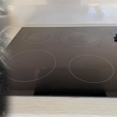 The No-Scrub Stovetop Cleaning Hack Is Simply A Game Changer