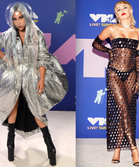 Here Are Some of the Best Looks From The MTV VMAs Red Carpet