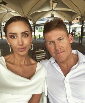 MAFS Lizzie Sobinoff & Seb Guilhaus Have Exchanged Rings