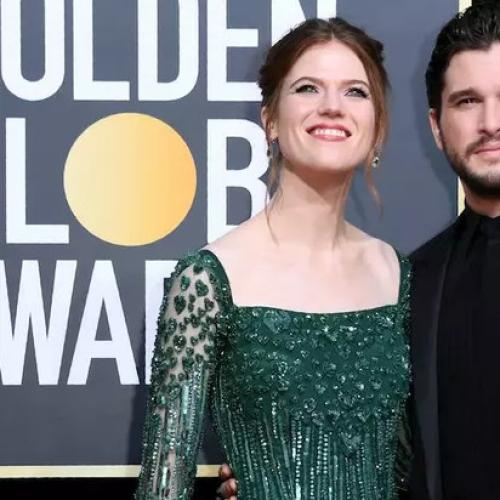 'Game Of Thrones' Stars Kit Harington & Rose Leslie Expecting First Child