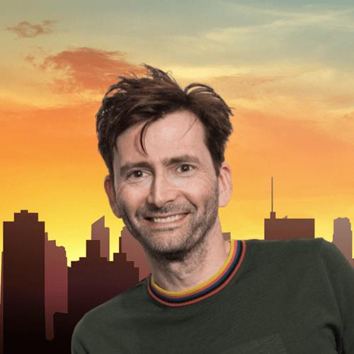 Who's Calling Christian: David Tennant