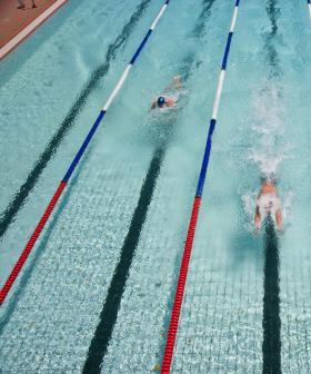 Life in The Fast Lane: Robin's HUGE Swimming Milestone!