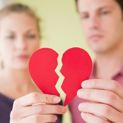 Should You Take 50% of The Blame in a Break-Up?