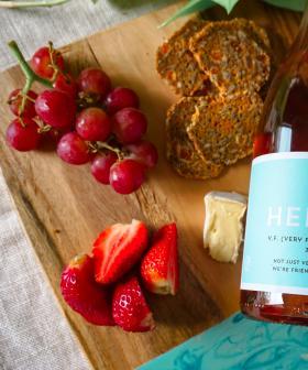 Say Hello (Hello) to this 'VF' (Very Friendly) Vegan Friendly Wine!