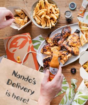 It's A Cluckin' Miracle! Nando's Has a New Service & It's FREE For Two Weeks!