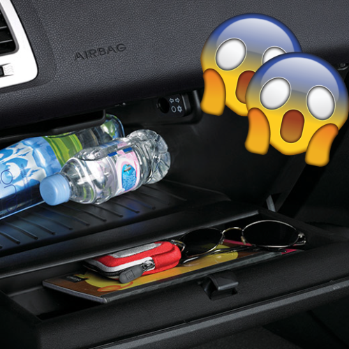 We Can Guess Your Job Based On What's In Your Glovebox!