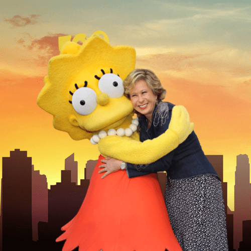 Who's Calling Christian: Yeardley Smith (Lisa Simpson)