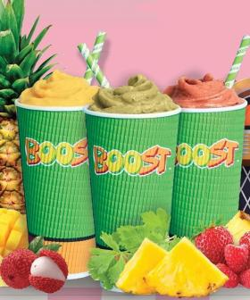 Ummmm... Boost Juice Is Selling Coriander & Pineapple Smoothies? What On Earth!