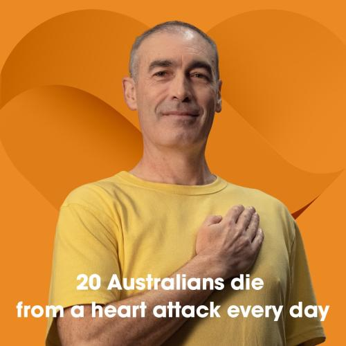"""I Was About To Die"": Former Yellow Wiggle & Heart Foundation Ambassador, Greg Page's Important Message"