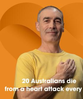 """""""I Was About To Die"""": Former Yellow Wiggle & Heart Foundation Ambassador, Greg Page's Important Message"""