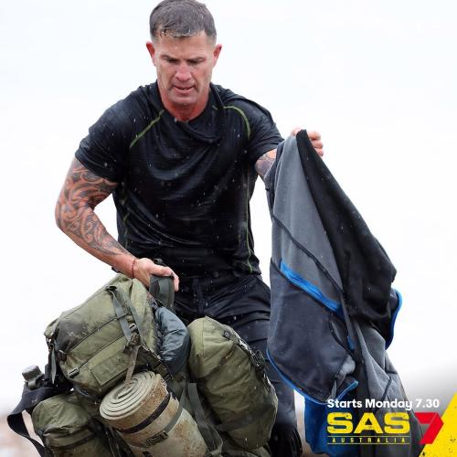 Shannan Ponton Says SAS Australia Is One Of The Toughest Things He Has Ever Done!