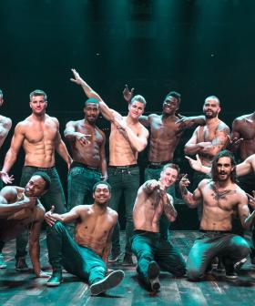 The Magic Mike Live Show Is Coming To Brisbane Next Year!