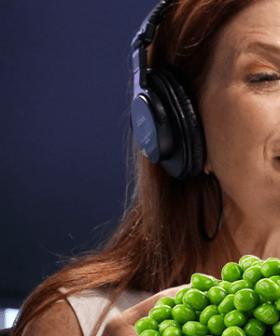 Chipmunking: The Pea Challenge!