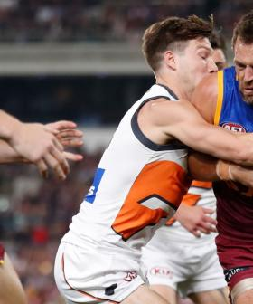 Brisbane AFL Legend, Luke Hodge Shares Some Surprising Words From Melbourne Competitors