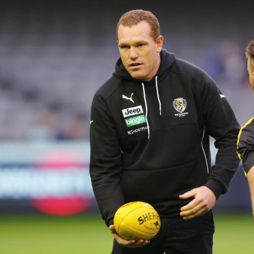 Former Brisbane Lion, Justin Leppitsch Drops an AFL Bombshell!