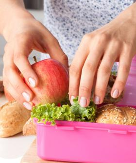 Huge Debate Launches Over What One Aussie Mother Puts In Her Kids Lunchboxes