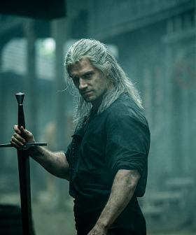 Dab That Sweat Off Your Forehead, Here's Your First Look At Henry Cavill In 'Witcher' S2