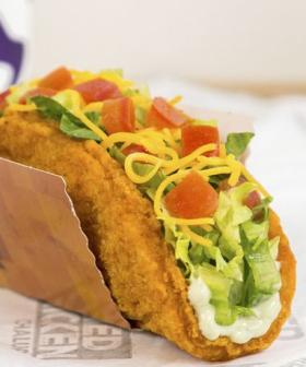 Taco Bell Has Got Fried Chicken Taco Shells This Weekend! Wait... WHAT?