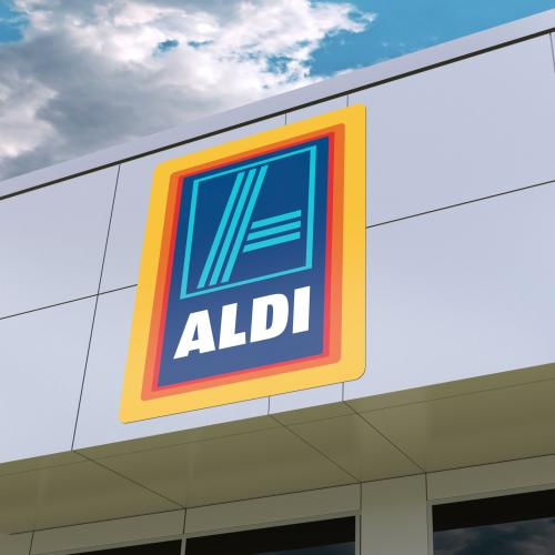 Aldi Customers Shows Off Her 'Amazing' Saving On Her Weekly Shop