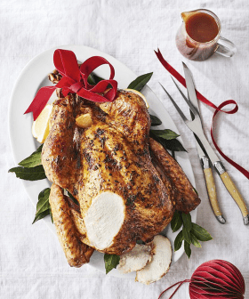 Aldi Release Their Christmas Range Including Stuffed Turkey & Champagne Pudding