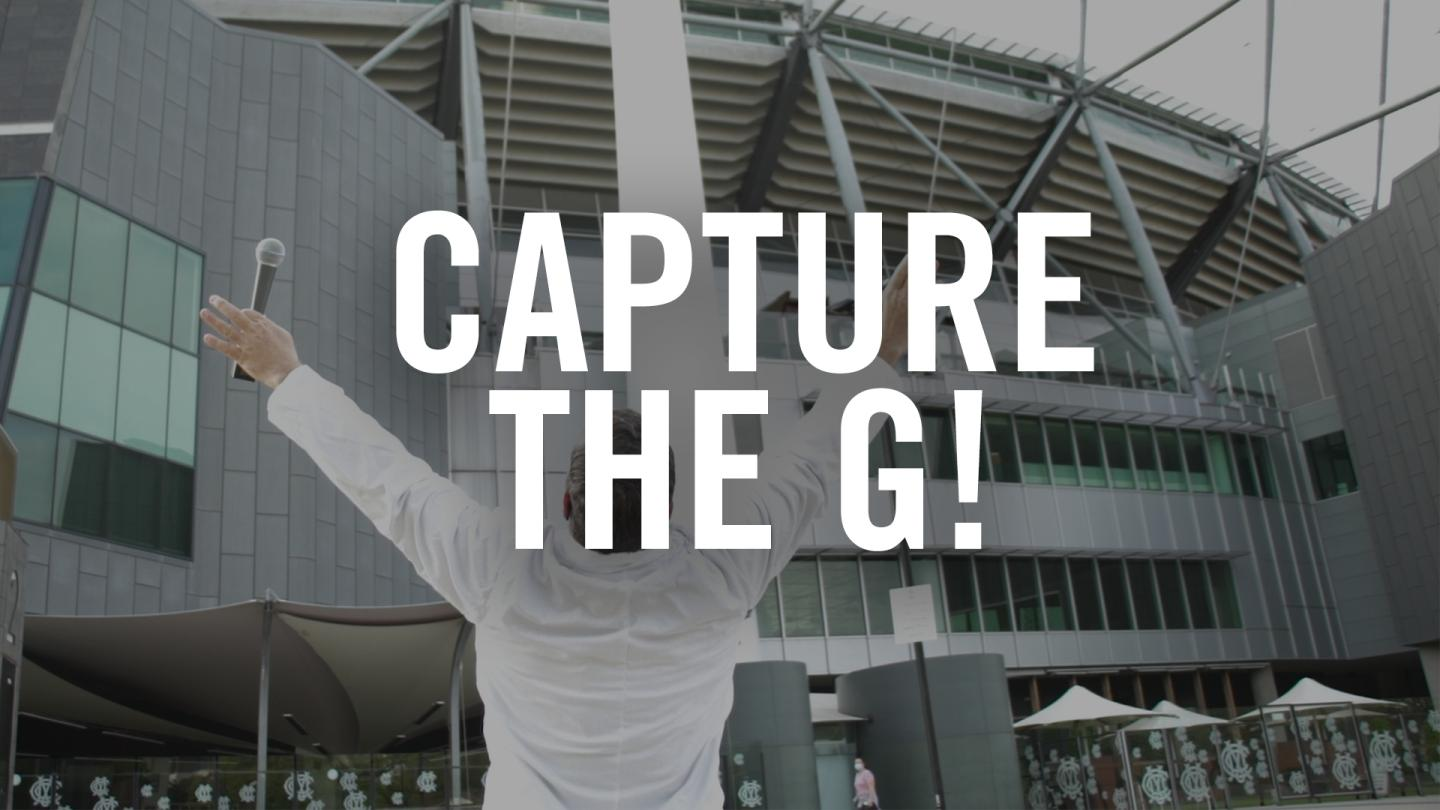 Capture The G!