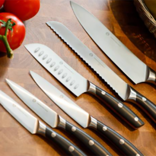 Coles Will Be Giving Away Free 'Chef Quality' Knives Next Month