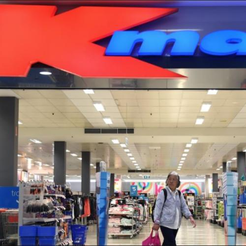 This Is Why A Woman Lined Up For SIX HOURS To Get Into Kmart