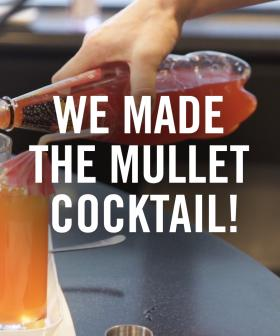 We Made The Mullet Cocktail!