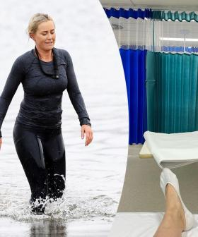 Roxy Jacenko's Pulling Receipts To Prove Her Injury That Caused Her To Quit SAS