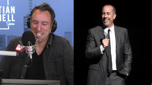 Jerry Seinfeld Talks Teenagers And Critics