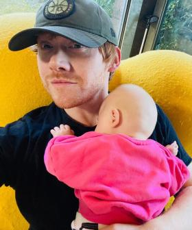 Ron Weasley Uhh I Mean... Rupert Grint Joins Instagram To Show Of New Bub