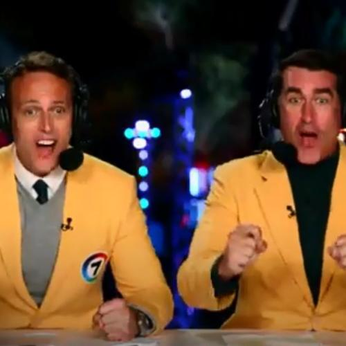 Promo For Seven's 'Holey Moley' Released And WTF Did We Just Watch